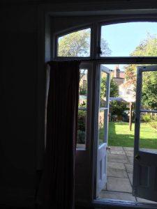 19 Tooting Bec Gardsns - French Doors (2)