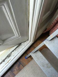19 Tooting Bec Gardsns - French Doors (3)