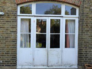 19 Tooting Bec Gardsns - French Doors (4)