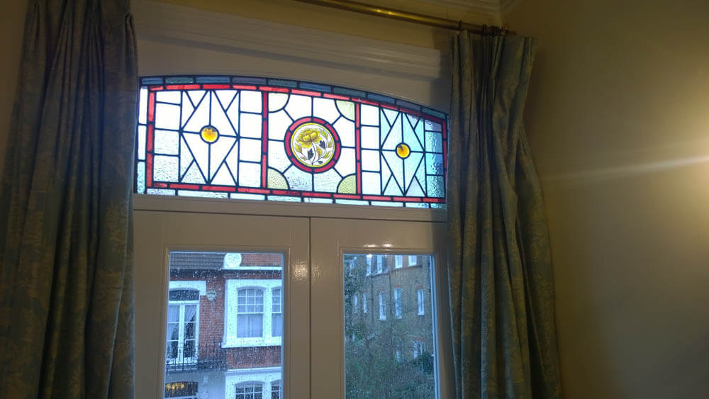 Elmstone Road SW6, sash replacement and French doors