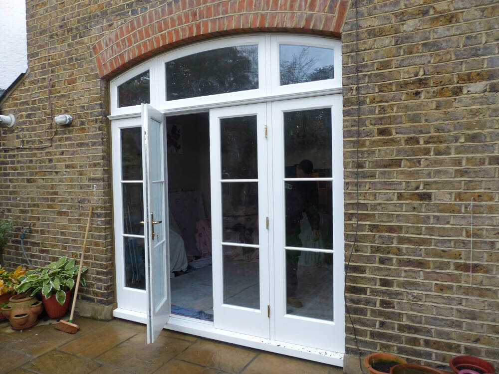 Tooting Bec Gardens Sw16 French Doors