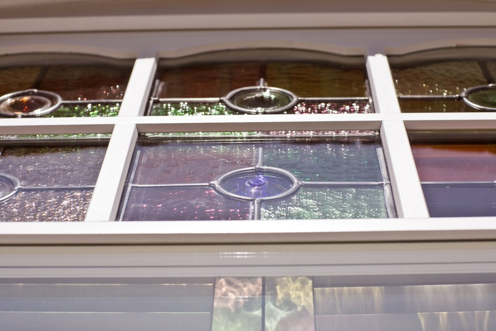 Ritherdon Road SW17, stained glass sash replacement case study