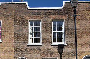 Casement windows chelsea